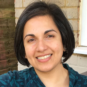 Lubna Arif-Schmidt